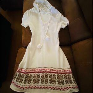 The cutest Roxy sweater dress!🔥🔥! Runs small!